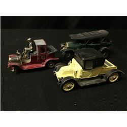 CORGI CLASSICS VINTAGE TOY CARS LOT
