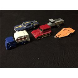 VINTAGE MATCHBOX TOY CAR LOT