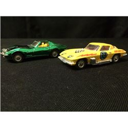 CORGI TOYS MODEL CAR LOT