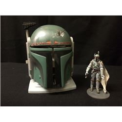 STAR WARS BOBA FETT LOT