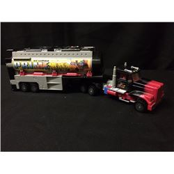 OPTIMUS PRIME TOY TRUCK