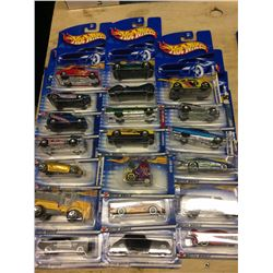 BRAND NEW  HOT WHEELS CARS LOT