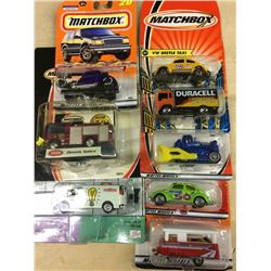BRAND NEW MATCHBOX CAR LOT