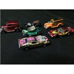 VINTAGE HOT WHEELS CAR LOT