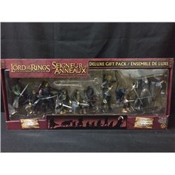 LORD OF THE RINGS ACTION FIGURE DELUXE GIFT PACK