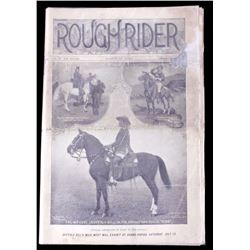 Buffalo Bill Wild West Show Rough Rider c.1899-02