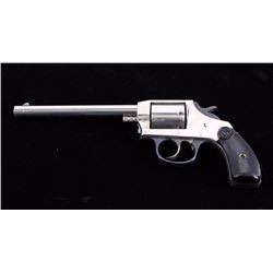 U.S. Revolver Co. Iver Johnson 38 S&W Revolver