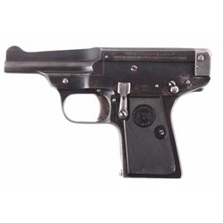 "Warner Arms ""The Infallible"" Model 32 ACP Pistol"
