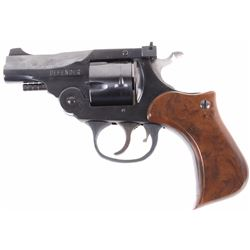 H&R Defender Top Break 5 Shot .38 S&W Revolver