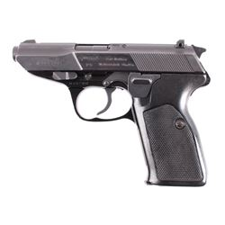 Walther Model P5 9mm Semi-Automatic Pistol