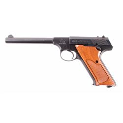 Colt Huntsman .22 Long Rifle Semi-Auto Pistol