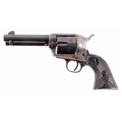 """Colt 2nd Gen. Single Action Army 45 Revolver 4.75"""""""