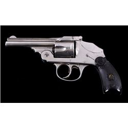 Iver Johnson .38 Hammerless Safety Revolver