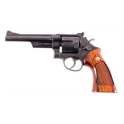 Smith & Wesson Highway Patrolman .357 Revolver