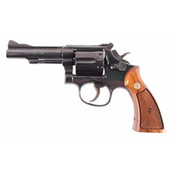 Smith & Wesson Model 15-4 .38 Special Revolver