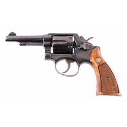 Smith & Wesson Model 10-5 38 Special Revolver
