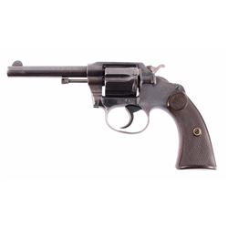 Colt New Police Positive 32 Double Action Revolver