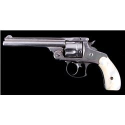 Smith & Wesson 4th Model .38 DA Revolver
