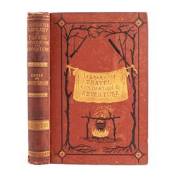 Wonders of the Yellowstone by Richardson c. 1873
