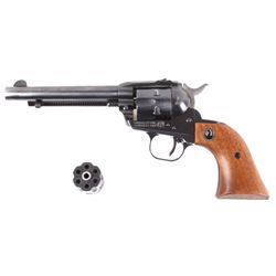 Ruger Old Model Single Six Three Screw .22/.22WMR