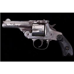 Andrew Fyrberg & Co. Double Action 38 Revolver