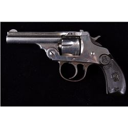 Iver Johnson Safety Automatic Hammer 32CF Revolver