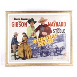 Original Death Valley Rangers Movie Poster