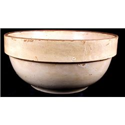 Early Clay Products Co. Spokane Salt Glazed Bowl