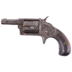 Hopkins & Allen XL No. 3 .32 Rimfire Revolver