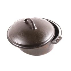 Griswold MFG. Co. Cast Iron Tite Top Dutch Oven