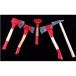 Hatchet, Hammer & Tomahawk Collection