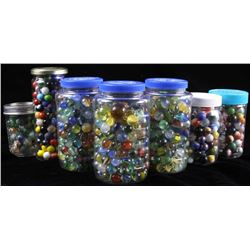 Large Collection Of Marbles
