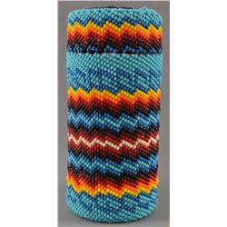 PLAINS BEADED BOTTLE