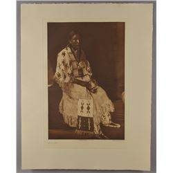 E. S. CURTIS PHOTOGRAVURE