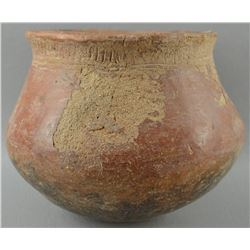PRECOLUMBIAN POTTERY BOWL