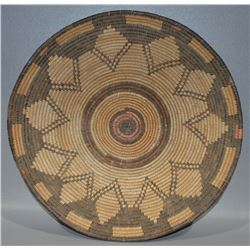 SAN CARLOS APACHE BASKETRY TRAY