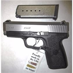 Kahr Arms CW40. New in box.