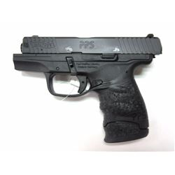 Walther Arms Inc. PPS M2 Police Pistol Slim. 9mm. New in box.
