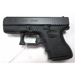 Glock 39 Gen 3 45 GAP. New in box.