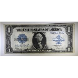 1923 $1.00 SILVER CERTIFICATE, XF  NICE!