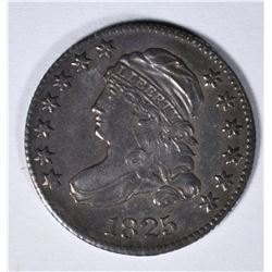 1825 CAPPED BUST DIME CH BU