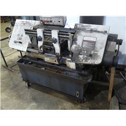 "WAYTRAIN MODEL UE-250V-05A 10""X18"" HYDRAULIC METAL CUTTING BANDSAW"