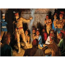 Tecumseh and the Osage