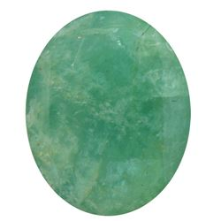 10.28 ctw Oval Emerald Parcel