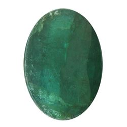 5.25 ctw Oval Emerald Parcel