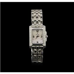 Concord Sportivo Stainless Steel Diamond Ladies Watch