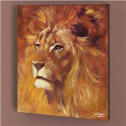 Lion by Fishwick, Stephen