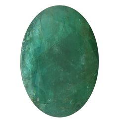5.32 ctw Oval Emerald Parcel
