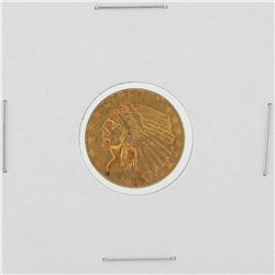1927 $2.50 AU Indian Head Quarter Eagle Gold Coin