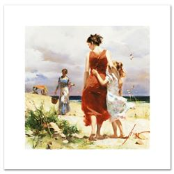 Breezy Days by Pino (1939-2010)